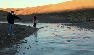 Declaran estado de emergencia por temperaturas bajo cero en zonas altoandinas