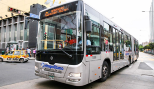 Por incumplimiento en acuerdos: Metropolitano anuncia reducción gradual de su flota