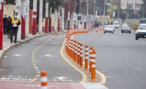 Impondrán multa de hasta S/ 516 a conductores que invadan ciclovía