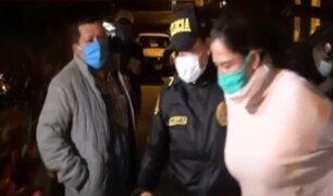 Dejan libre a mujer que atacó a su expareja con ácido muriático