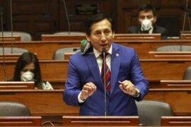Podemos Perú pide la renuncia de Omar Chehade