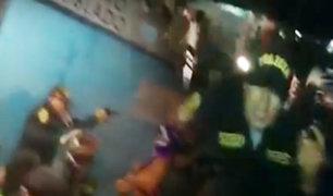 San Martín: retienen a policías acusados de asesinar a exautoridad de un centro poblado