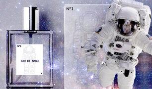 """NASA lanza al mercado un perfume que huele """"como el cosmos"""""""