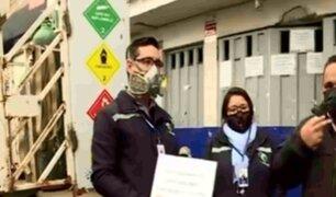 'Ángel del óxigeno' de SJM está grave y piden ayuda para conseguir medicinas