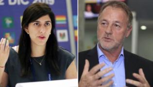 Ministra Alva a Muñoz: Debe sustentar solicitud para subsidiar al Metropolitano