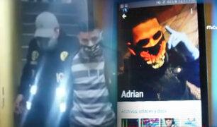 """Capturan a dos miembros del """"Tren de Aragua"""" y conversaciones en celulares los delatan"""