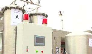 Hecho en Perú: Universidad Católica diseña planta de oxígeno que funciona 24 horas