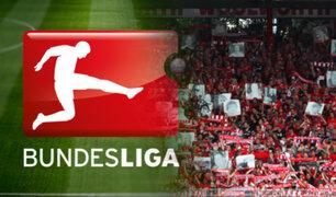 Alemania: Bundesliga señala que aficionados pronto volverán a los estadios