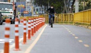 La Victoria: abren ciclovía en la avenida Canadá