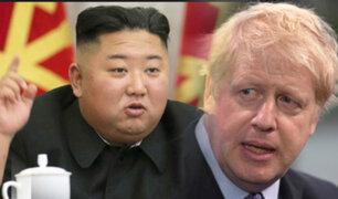 Corea del Norte lanza amenaza al Reino Unido por sanciones