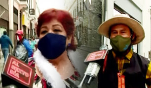 El regreso de los personajes de la calle en plena pandemia