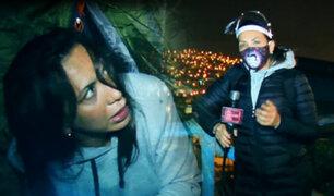 Por un gran sueño: El reto de dormir en las frías alturas de Lima