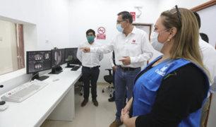 Presidente Vizcarra: Seguimos trabajando intensamente por la salud de los peruanos