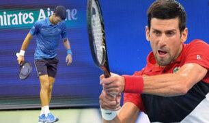 Novak Djokovic pone en duda su participación en el US Open