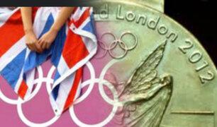 Acusan a Reino Unido de implantar un dopaje experimental en los Juegos Olímpicos de Londres 2012