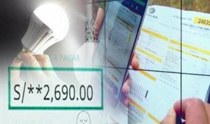 Duro golpe al bolsillo: descarga desmedida de tarifas eléctricas