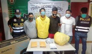 """Ica: detienen a miembros de la banda """"Los reyes de Villa El Salvador"""""""