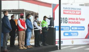 Mininter: 5,000 suboficiales PNP se sumarán a lucha contra la delincuencia