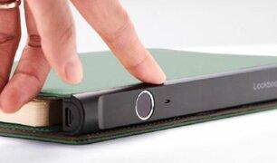 Xiaomi: lanzan al mercado cuaderno que solo puede abrirse con lector de huellas