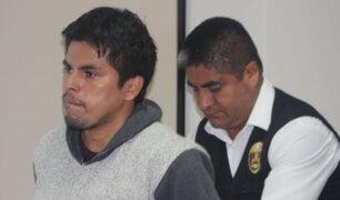 Feminicidio en Los Olivos: 30 años de cárcel a sujeto acosador que mató a expareja