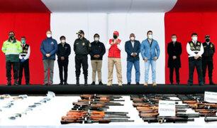 Plan Fortaleza 2020: 800 organizaciones criminales fueron desarticuladas durante el estado de emergencia