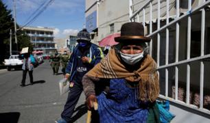 Bolivia anuncia intervención de clínicas privadas en plena crisis sanitaria por el coronavirus