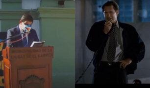Argentina: político copia el discurso de la película 'Día de la Independencia'