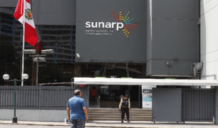 Sunarp reinició atención presencial en 8 oficinas en Lima