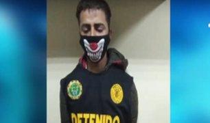"""El Agustino: PNP detiene a sicario de """"El Tren de Aragua"""""""