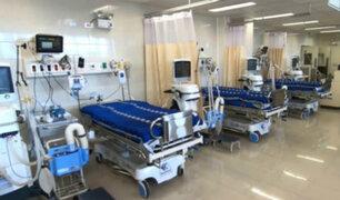 Covid-19: clínicas no reportan oferta de camas UCI para pacientes críticos