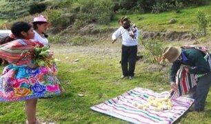 Huancavelica: distrito que decidió aislarse no reporta casos de COVID-19 hasta la fecha