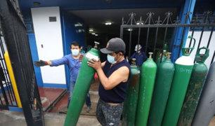 Covid-19: pacientes recuperados no devuelven balones de oxígeno que les prestaron