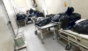 Arequipa: Critica situación en hospitales por pacientes de Covid-19