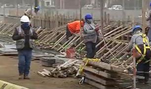 Reinicio de proyectos viales permitió que más de 600 personas regresen a trabajar