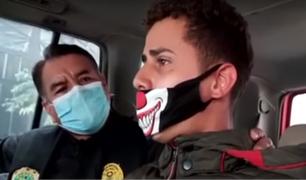 """Detienen a peligroso sicario de 23 años que integraba la banda de """"El Tren de Aragua"""""""