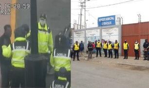 Chorrillos: Serenos advierten que delincuentes son liberados por hacinamiento en penales