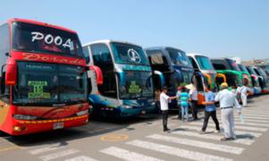 Terminal de Yerbateros permanecerá cerrado hasta que implemente protocolos sanitarios