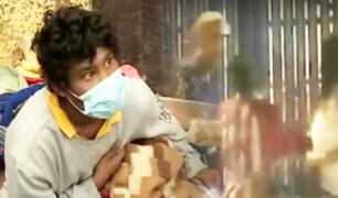 Joven que salvó a mujer de ser quemada pide ayuda tras perder una pierna en accidente