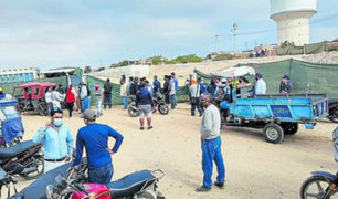 Piura: sicarios asesinan de tres balazos a dirigente de construcción civil