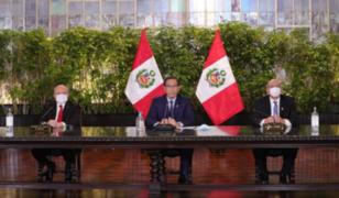 Martín Vizcarra tras cambios en el Gabinete: Debemos dar continuidad a las reformas