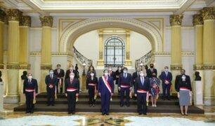 Martín Vizcarra se pronunciará tras negación de confianza al Gabinete Cateriano