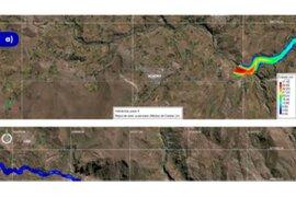 IGP: evaluación identifica posible zona de deslizamiento en Valle del Colca