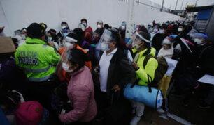 Reapertura de aeropuertos: solo podrán ingresar los que tienen tarjeta de embarque