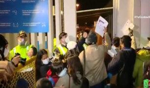 Caos y aglomeraciones: Así se vivió el primer día de vuelos nacionales en el Jorge Chávez