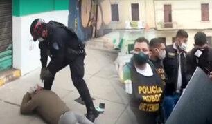 Se realizan operativos en el Callao e Independencia contra la delincuencia