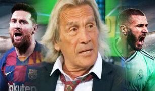 """El 'Loco' Gatti: """"Benzema es mejor que Messi a día de hoy"""""""