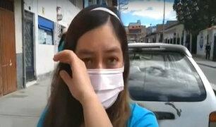 Cajamarca: enfermera rompe en llanto al no poder salvar a pacientes con COVID-19