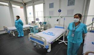 Mira el recorrido del Centro de Aislamiento Villa Mongrut destinados para pacientes Covid-19