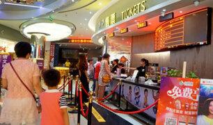 China: varios cines podrán reabrir sus puertas este lunes