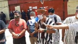 Ucayali: pueblos indígenas se declaran en emergencia y solicitan atención para contagiados con COVID-19